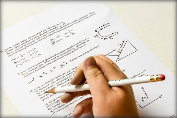 كيفية حل مسائل فيزياء