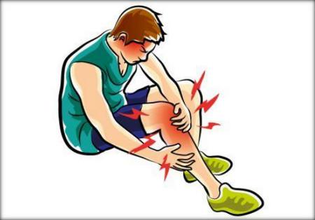 كيفية علاج الشد العضلي