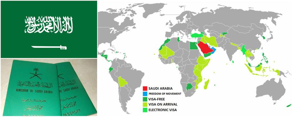 الدول التي لا تحتاج فيزا للسعوديين ويكيبيديا