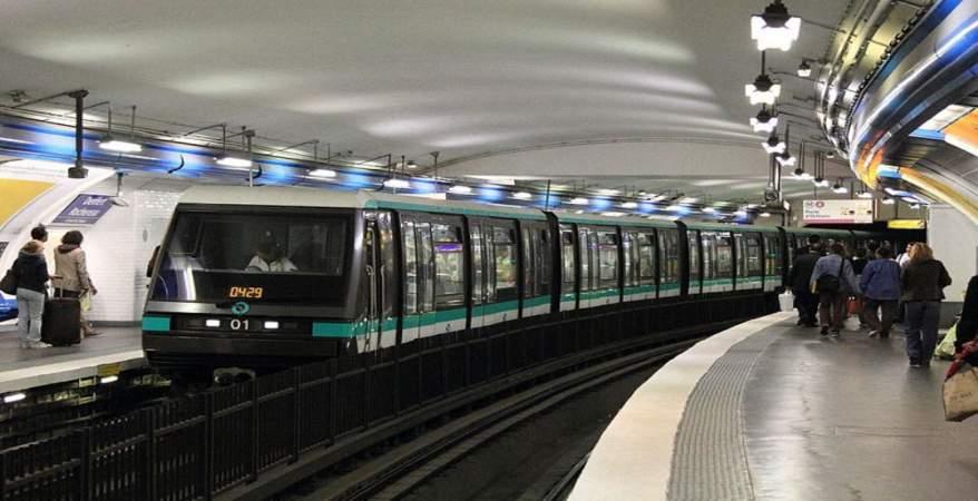 مترو باريس