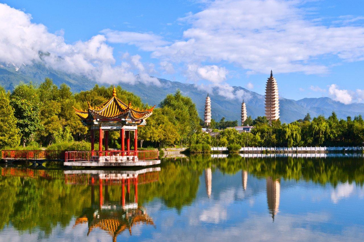 السفر للصين