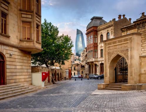 السياحة في اذربيجان المسافرون العرب - المدينة القديمة