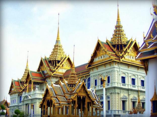 السياحة في بانكوك - القصر الكبير