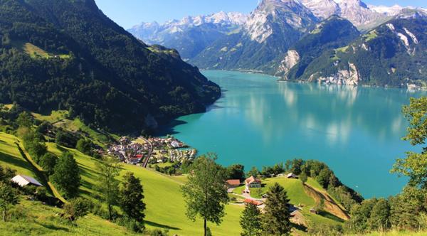 السياحة في سويسرا المسافرون العرب