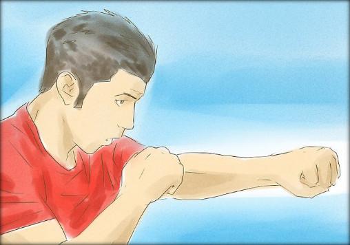 كيف تصبح قوي في القتال